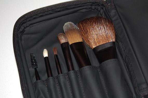les-mini-brushes Les Minis de Chanel - mini kwasten set