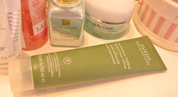 Aveda-Tourmaline-charged-scrub Mijn wekelijkse beautytreatment