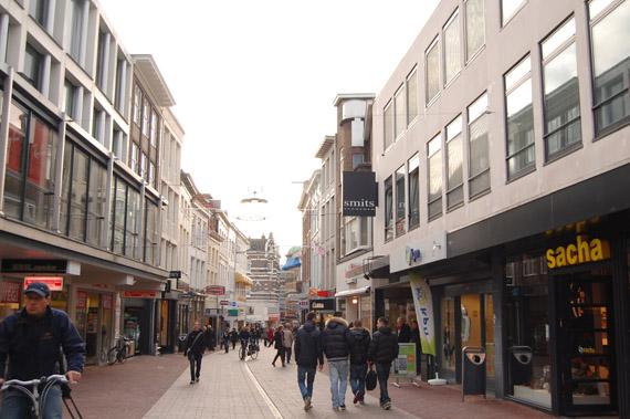 DSC_6259 Shoppen in Arnhem + Mac Counter Glitter and Ice
