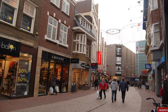 DSC_6261 Shoppen in Arnhem + Mac Counter Glitter and Ice