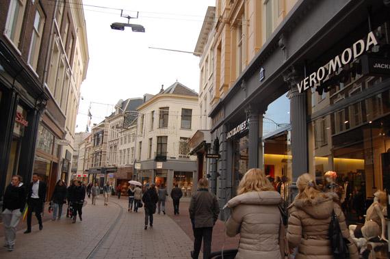 DSC_6266 Shoppen in Arnhem + Mac Counter Glitter and Ice