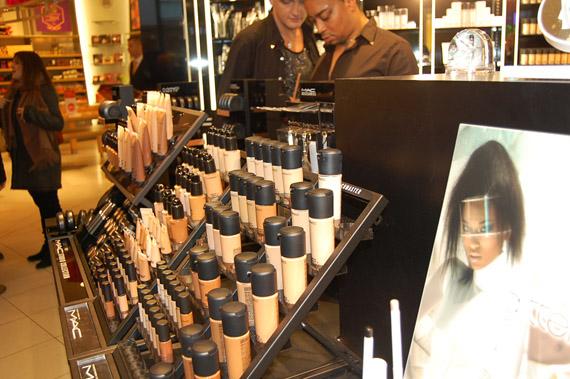 DSC_6349 Shoppen in Arnhem + Mac Counter Glitter and Ice