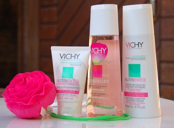 Vichy-Pakket-Douche-roos Inspiratie: Beauty cadeaus voor de feestdagen for him&her