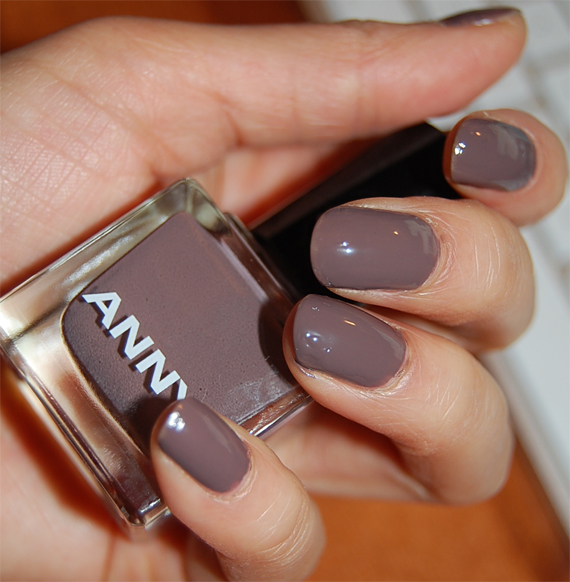 anny-ice-chocolate ANNY Nagellak Swatches