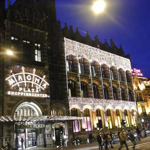 avater Kerstshoppen in Amsterdam + presentatie Aterna