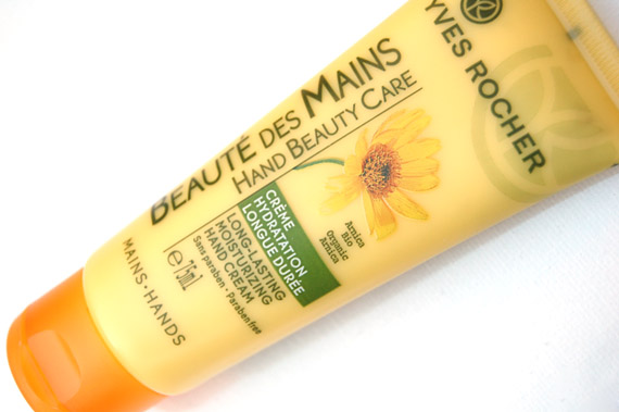 beaute-des-mains-hand-beauty Yves Rocher handverzorgings producten
