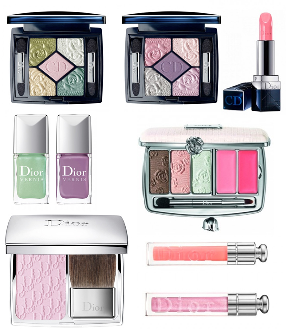 dior-spring-2012- Musthaves: Spring collection 2012