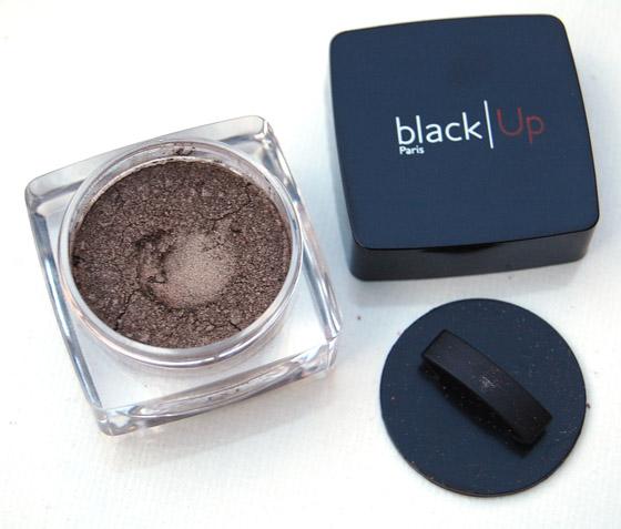 eclat-eyeshadow-black-up-glitter-make-up Make-up: Black Up kerstcollectie
