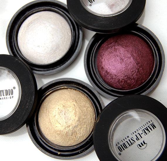 eyeshadow-make-up-studio-lumiere-baked- Make-up Studio: feestelijke look
