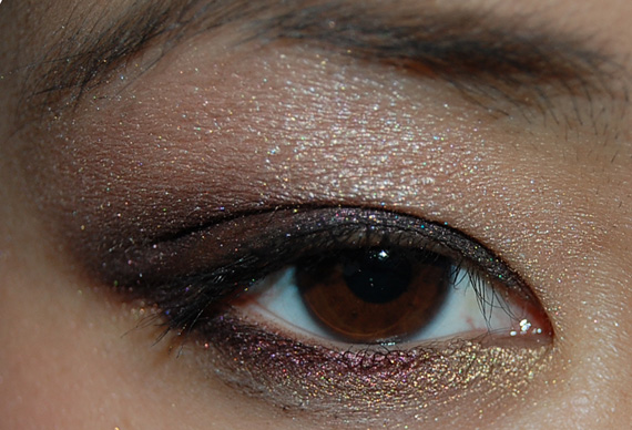 feestelijke-ooglook-make-up-studio Make-up Studio: feestelijke look