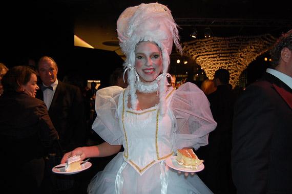 gesminkte-dames EVENT: Miljonair Fair VIP Night 2011