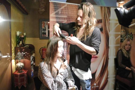 masha-beautygloss-hair-guru Kerstshoppen in Amsterdam + presentatie Aterna