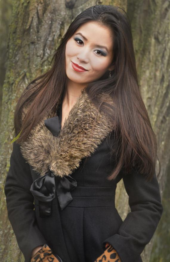 my-look-guerlain-christmas-makeup-look-winter Winterlook chique