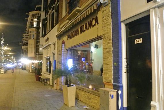 restaurant-afrikaans Kerstshoppen in Amsterdam + presentatie Aterna