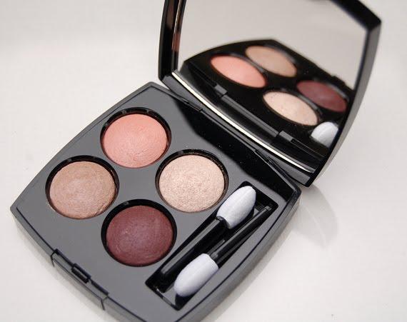 Chanel-LEs4Ombres34-Eclosion-Eyeshadow-palette Harmonie de Printemps de Chanel - lentecollectie 2012