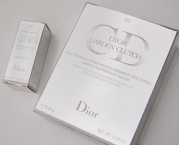 Dior-Garden-Party-verpakking-Spring-2012 Dior Spring 2012: Garden Party