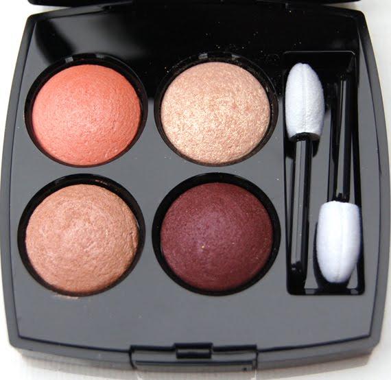 Eclosion-les-ombred-zoom-eyeshadow-palette-chanel Harmonie de Printemps de Chanel - lentecollectie 2012