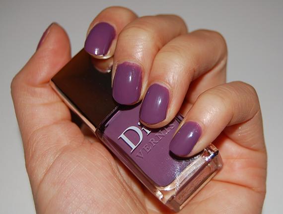 Vernis-Garden-collectie Dior Spring 2012: Garden Party