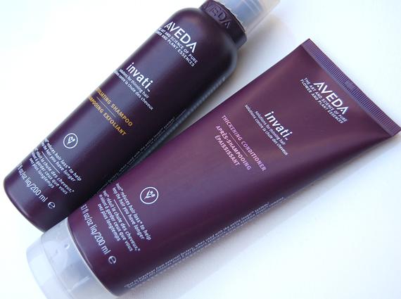 aveda-shampoo-conditioner Aveda Invanti: Dé oplossing voor dunner wordend haar