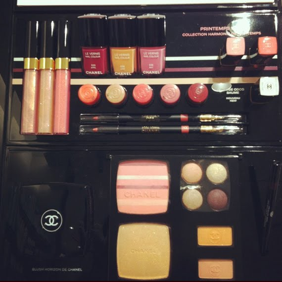 chanel-harmoni-springlook-2012 Diary: The Beauty Musthaves