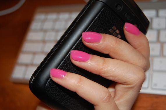 dior-pink-kimono Swatch: Dior Vernis Pink Kimono 483 (Rose Kimono)