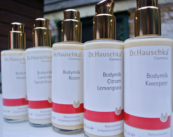 dr-hauschka-bodylotions Dr. Hauschka Bodymilk review + winactie!