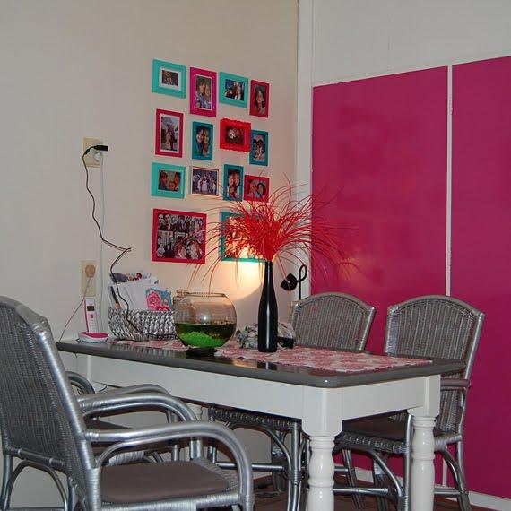 ellens-huis-roze-mint-groen-ellen-van-der-weide MOVIE: Ellen's pink crib + shoes & fashion warderobe