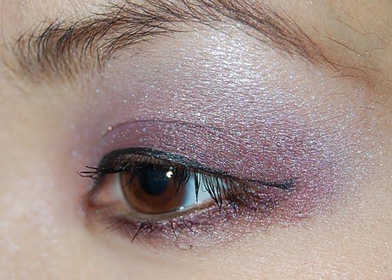 les-roses-look-eye Guerlain Les roses et le Noir Spring 2012-  Foto's+Swatches