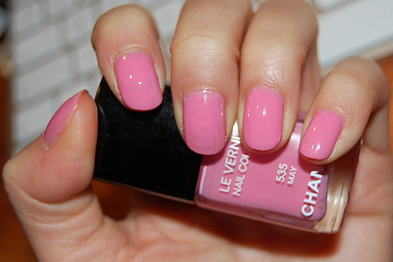 nagellak-chanel-may-le-vernis-2012-spring Harmonie de Printemps de Chanel - lentecollectie 2012