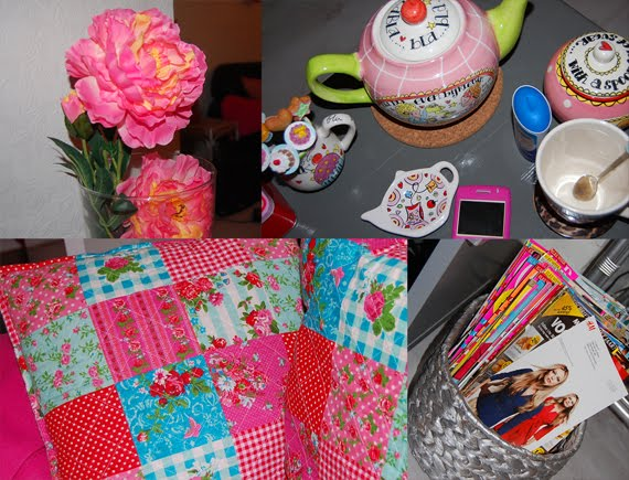 styling-pink-huis-ellen-van-der-weide MOVIE: Ellen's pink crib + shoes & fashion warderobe