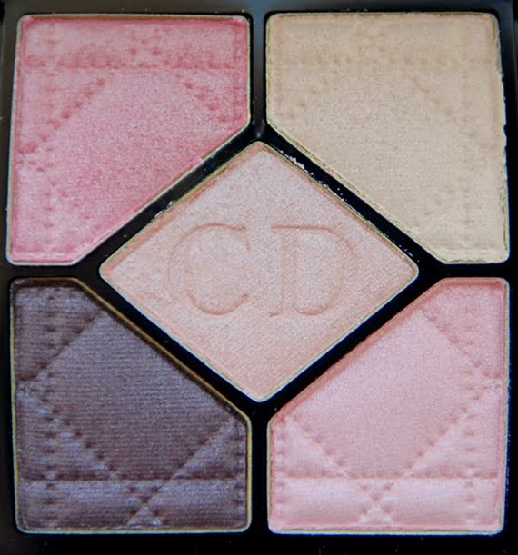 5couleurs-rose-porcelaine Dior New Look collection & mascara