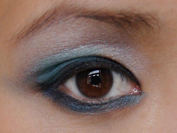 700-martime-eyelook Rimmel WinterBlues+look