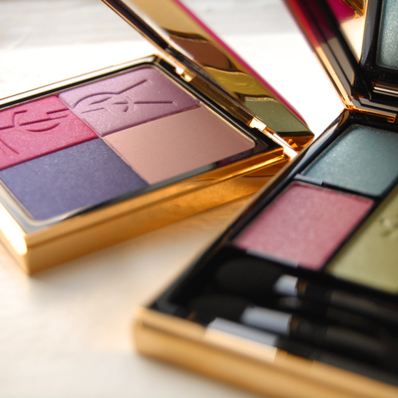 AVATER-YSL-CANDY-FACE-PALETTE Yves Saint Laurent Candy Face Spring 2012