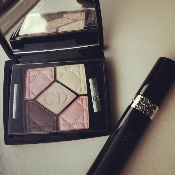 Dior-New-Look-5-coleurs-mascara Diary: The Beauty Musthaves