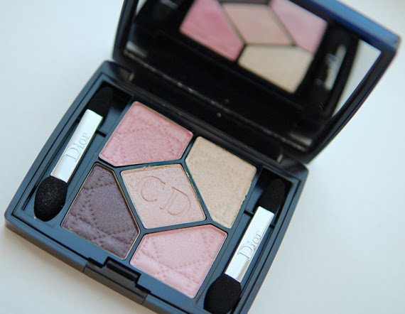 Dior-New-look-5couleurs-rose-porcelaine Dior New Look collection & mascara