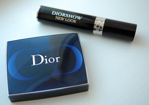 Dior-new-look-5-couleurs-mascara Dior New Look collection & mascara