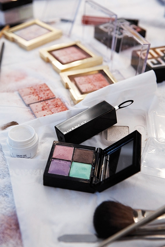 Givenchy-spring- Givenchy Instant Bucolique Spring 2012