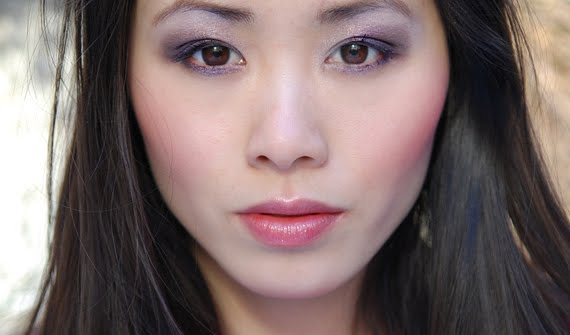 Look-My-Huong-Dior-Show-new-look-Beauty Dior New Look collection & mascara