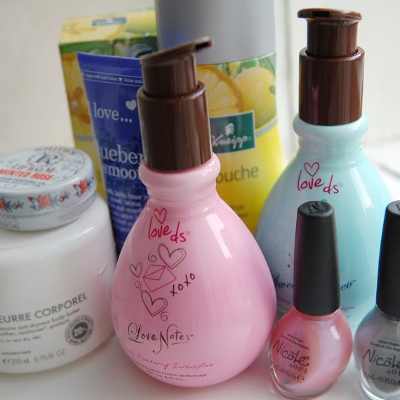 Love-ds-love-notes-selftanning Beauty Musthaves februari 2012