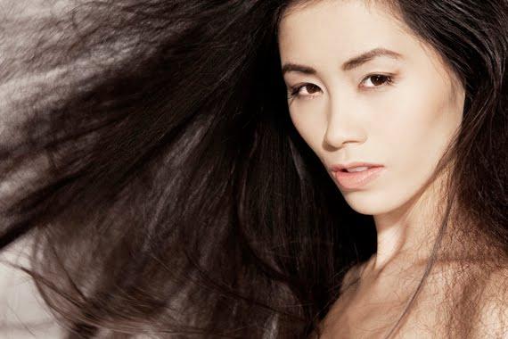 My-Huong-Model-beauty-asian4 Foto's: Hairstyling & Beauty