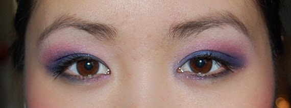 YSL-candyface-eyelook- Yves Saint Laurent Candy Face Spring 2012