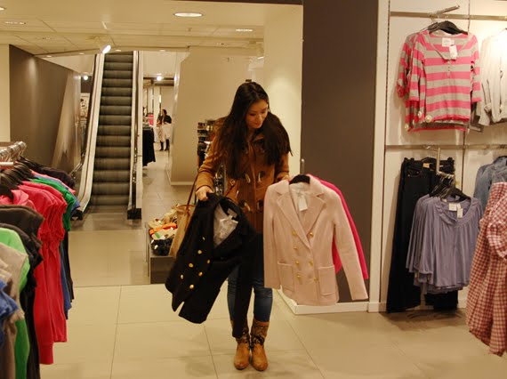 blazer-verslaving- Shopping: Den Haag
