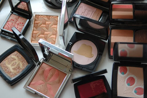 blushes-dior-chanel-sisley-guerlain Mijn mooiste limited edition blushes/highlighters: luxe merken