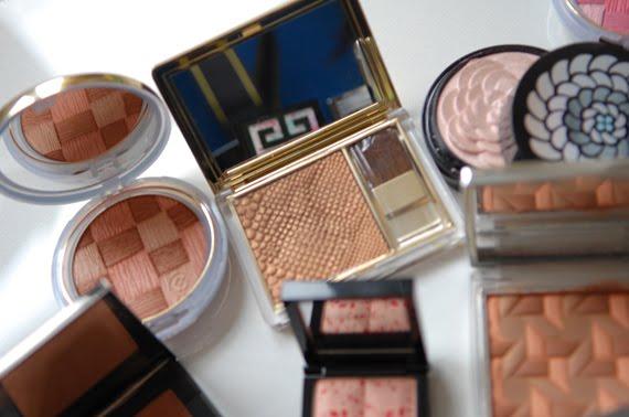 blushes-highlighter-collistar-estee-lauder Mijn mooiste limited edition blushes/highlighters: luxe merken