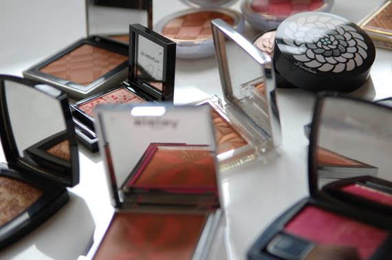 blushes-poeder-highlighter-dior-sisley-chanel-burberry Mijn mooiste limited edition blushes/highlighters: luxe merken