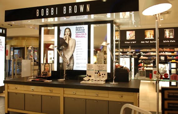 bobbi-brown-counter Shopping: Den Haag