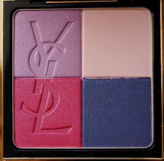 candy-face-palette Yves Saint Laurent Candy Face Spring 2012