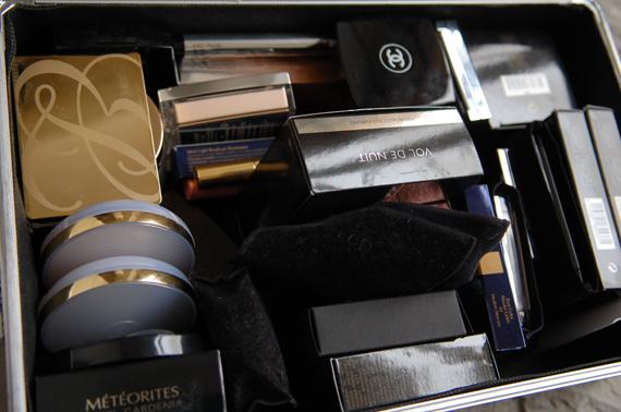 stash-blushes-dior-chanel-luxe-merken Mijn mooiste limited edition blushes/highlighters: luxe merken