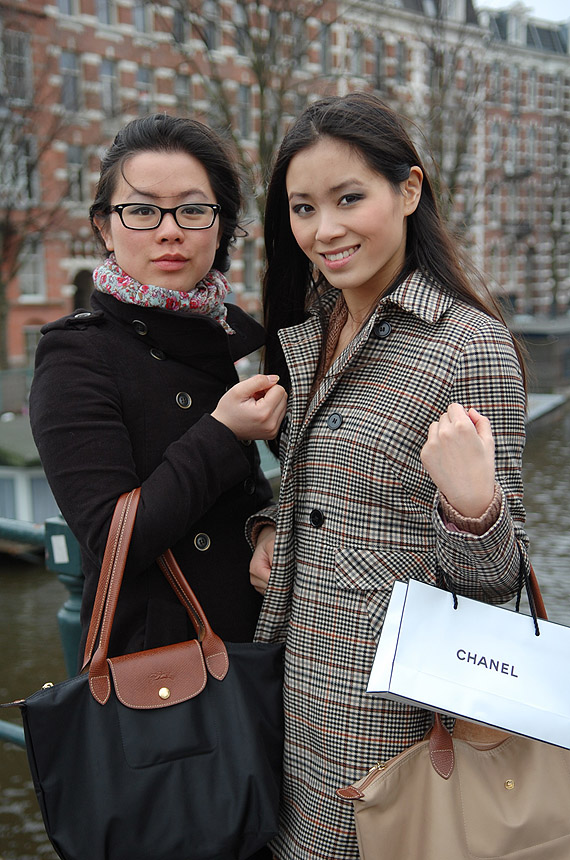 Longchamp-amsterdam-kai-my-huong Amsterdam enzo!