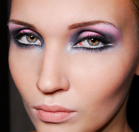 Make-up-inspiration Inspiration: Beautifull make-up looks